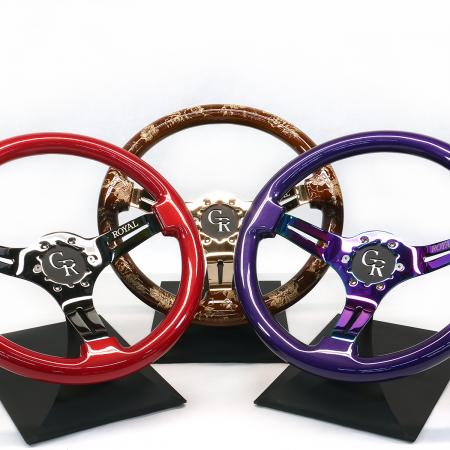 Designer Steering Wheels