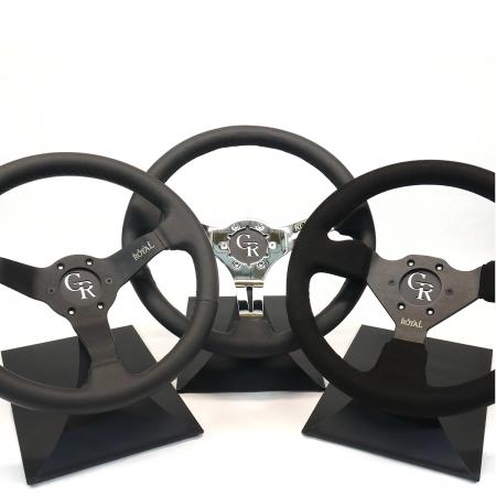 Upholstered Steering Wheels